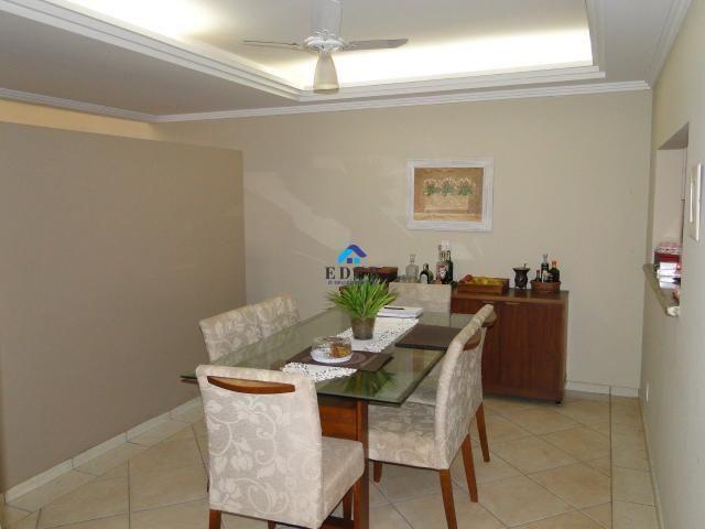 Casa à venda com 3 dormitórios em Jardim das roseiras, Araraquara cod:CA0185_EDER - Foto 5