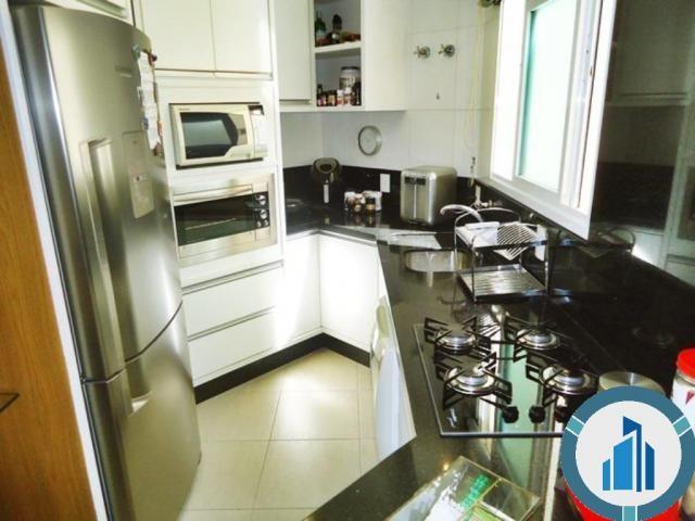 Apartamento para Venda, 03 dormitórios c/ suíte, 2 salas, 2 vagas, 120,87 m² privativos, B - Foto 6