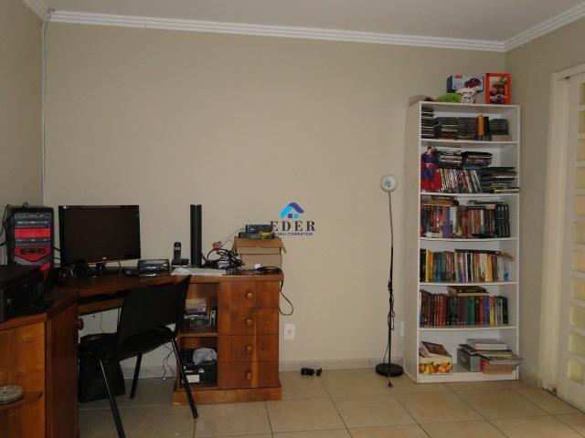 Casa à venda com 3 dormitórios em Jardim das roseiras, Araraquara cod:CA0185_EDER - Foto 13