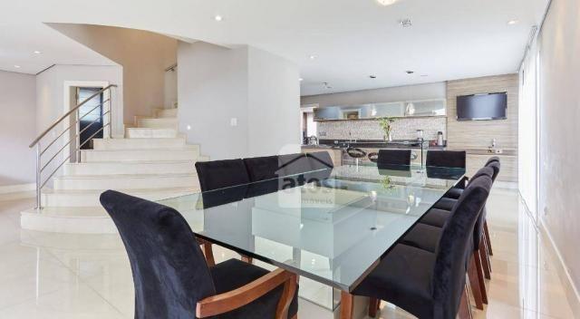 Casa em Condomínio Clube com 5 suítes à venda, 404 m² por R$ 2.390.000 - Pinheirinho - Cur - Foto 12