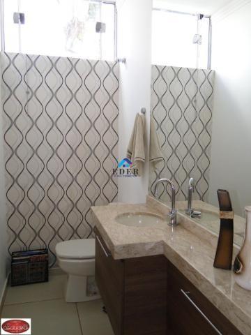 Casa de condomínio à venda com 3 dormitórios cod:CA0415_EDER - Foto 3