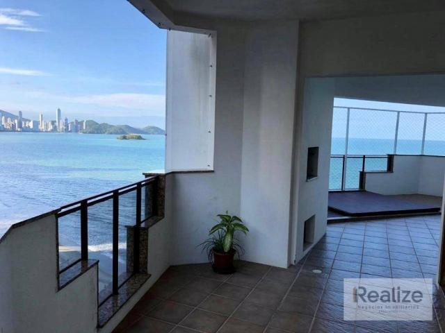 Apartamento frente mar Balneário Camboriu - 3 suítes - Foto 7