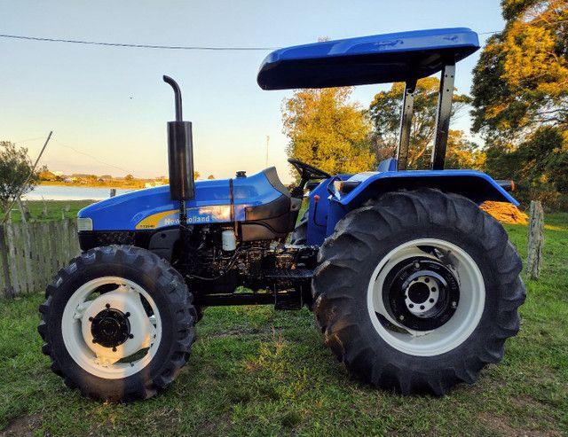 Trator New Holland TT 3840 - Foto 3