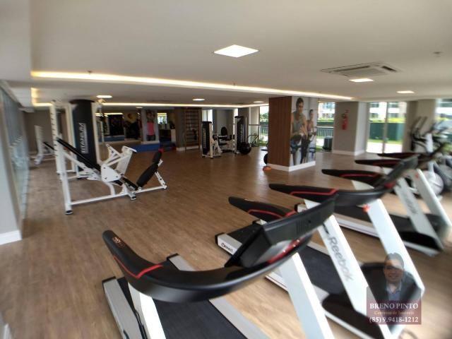 Apartamento à venda, 54 m² por R$ 430.000,00 - Fátima - Fortaleza/CE - Foto 2
