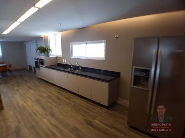 Apartamento à venda, 54 m² por R$ 430.000,00 - Fátima - Fortaleza/CE - Foto 16