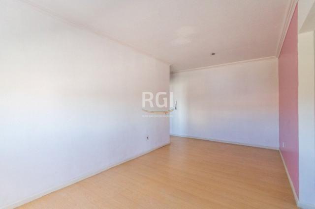 Apartamento à venda com 2 dormitórios em Jardim do salso, Porto alegre cod:EL50865421 - Foto 2