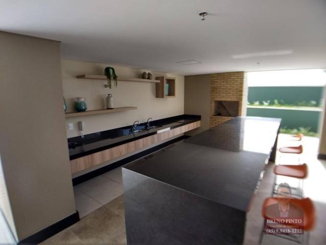 Apartamento à venda, 54 m² por R$ 430.000,00 - Fátima - Fortaleza/CE - Foto 9