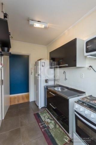 Apartamento à venda com 1 dormitórios em Higienópolis, Porto alegre cod:VP87325 - Foto 9
