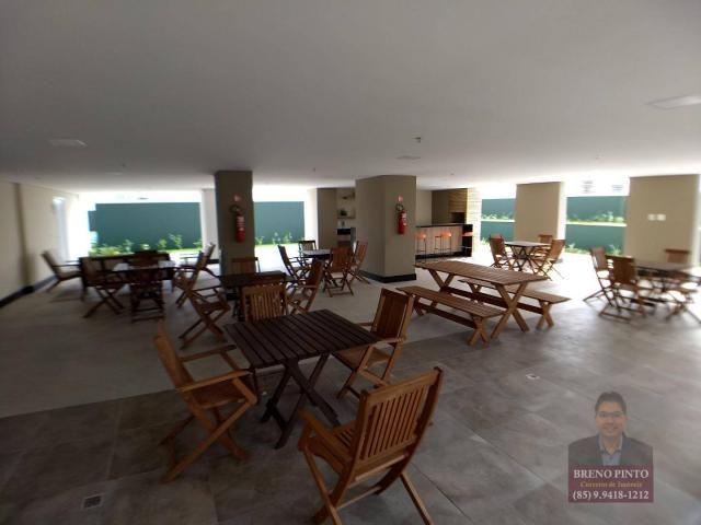 Apartamento à venda, 54 m² por R$ 430.000,00 - Fátima - Fortaleza/CE - Foto 8