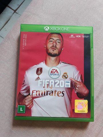 Fifa 20 Xbox One.... Zerado