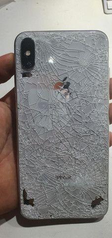 iPhone XS max 64gb, não liga