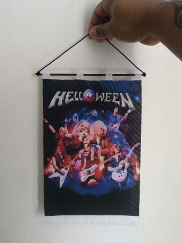 Flamula decorativa halloween - Foto 2