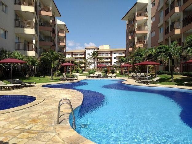 Apartamento Wellnes Beach Park Resort - Aquiraz (Porto das Dunas ) - Foto 11