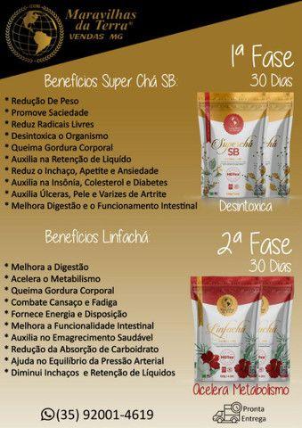 Chá Emagrecedor Mais Vendido do Brasil _ Super Chá Sb