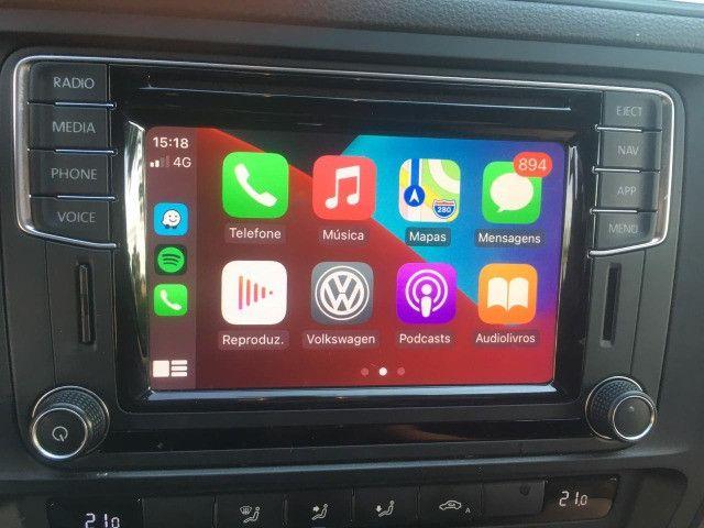 VW Jetta Confortline 1.4 TSI Automático 2018 Na garantia de fábrica!! - Foto 11