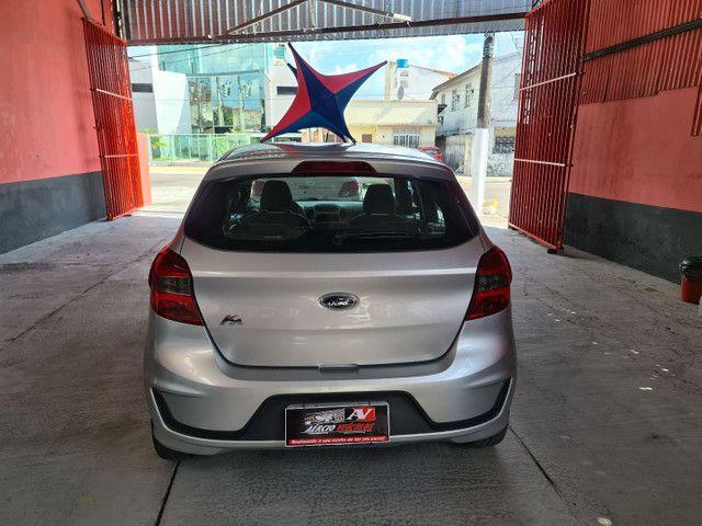 Ford Ka 2019 1.0 1 mil de entrada Aércio Veículos htez - Foto 2