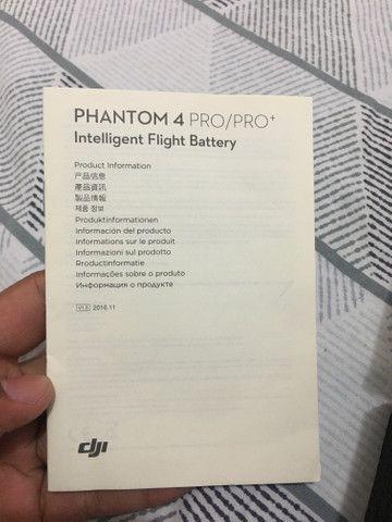 Bateria Para Drone Dji Phantom 4 Pro 5870mah Original 100% - Nunca Utilizadas - Foto 4