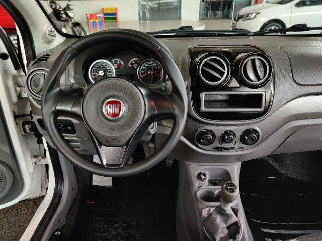 Fiat Palio atractive 1.4 Completo Ano 2014 com gnv ! - Foto 9