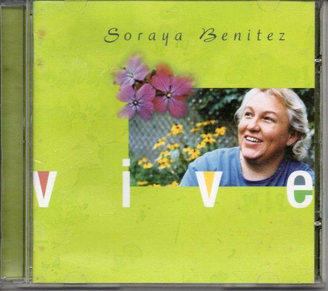 Cd Jazz - Soraya Benitez - Vive