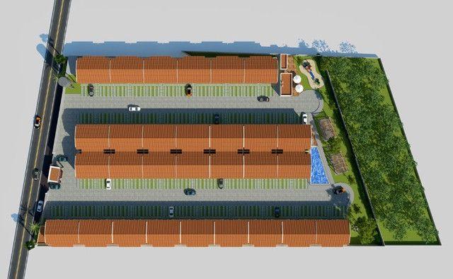 Entrega pra Abril, Residencial Aracema, Casas em Belém no Parque Verde