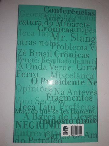 Livro - Monteiro Lobato - MISTER SLANG  E O BRASIL - Editora Globo - Foto 2