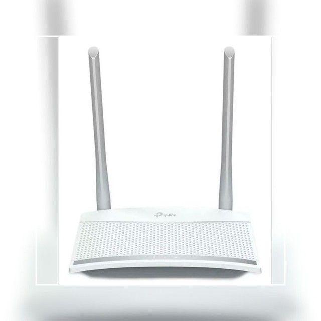 Aparelho roteador wifi tp link 300 mbps