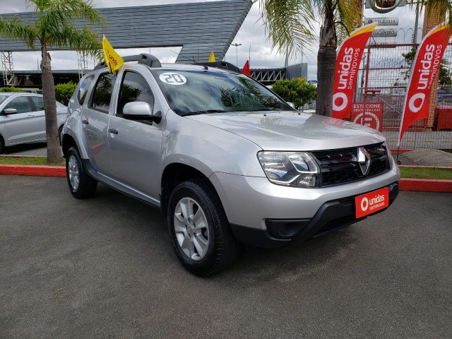 Renault Duster Expression 1.6 2020 - Foto 8