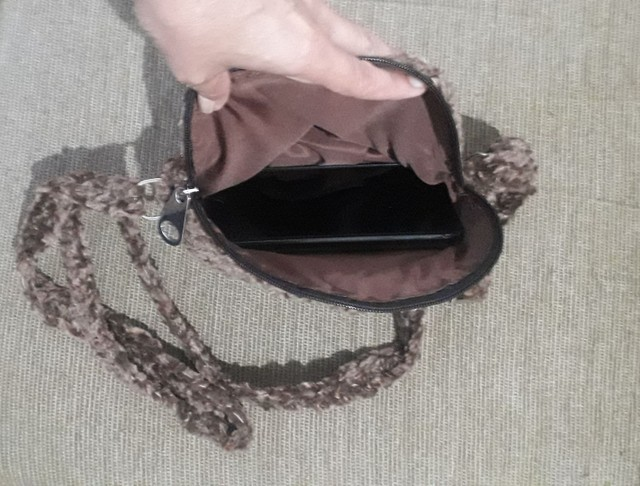 Bolsa crochê  - Foto 5