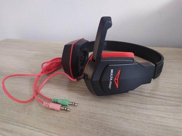 Headset Gamer P2 Stereo Multilaser Ph073 - Foto 3
