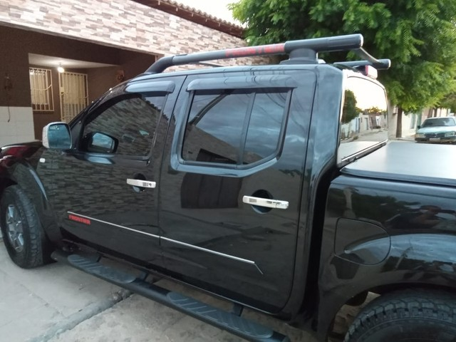 Nissan Frontier SV ATTACK CD 4x2