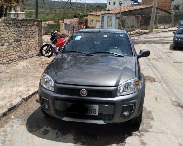 Fiat Strada freedom 1.4 2019/20 R$ 58.000 único dono  - Foto 3