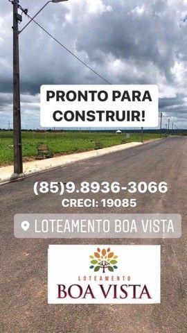 Loteamento Boa Vista, infraestrutura completa e sem burocracia !! - Foto 9