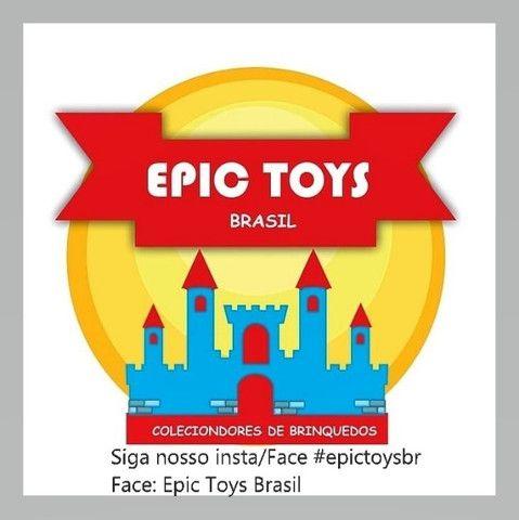 Lote de Bonecos G.i.Joe/Comandos em Ação/Cobra - Hasbro - Epic Toys Brasil - Foto 2