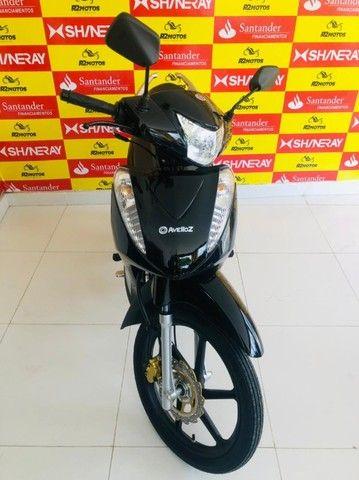 Avelloz AZ1 50cc Zero Km R$ 7.290 Com emplacamento Incluso - R2 Motos Cuiá/Geisel - Foto 9