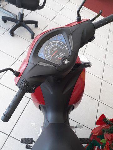Moto Honda Biz 110 Entrada: 1.000 Em estoque!!!! - Foto 6