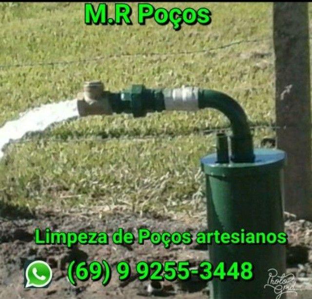 Limpeza de Poços Artesianos  - Foto 3