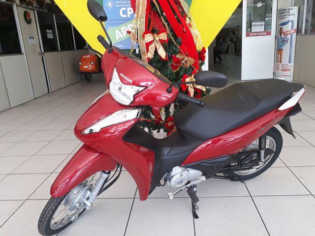 Moto Honda Biz 110 Entrada: 1.000 Em estoque!!!!