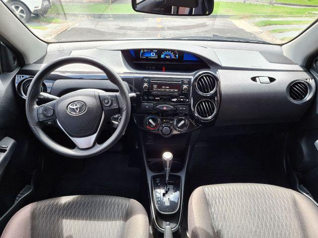 TOYOTA ETIOS Sedan XS 1.5 Automático 2018 - Foto 4