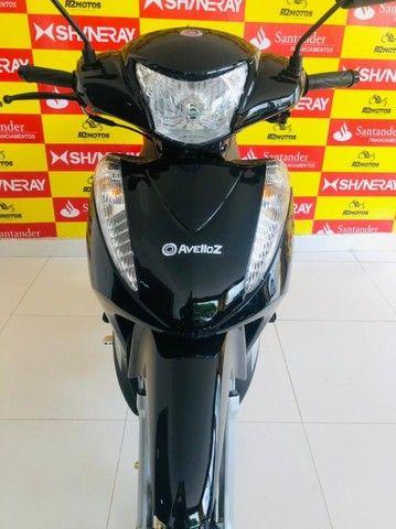 Avelloz AZ1 50cc Zero Km R$ 7.290 Com emplacamento Incluso - R2 Motos Cuiá/Geisel - Foto 11