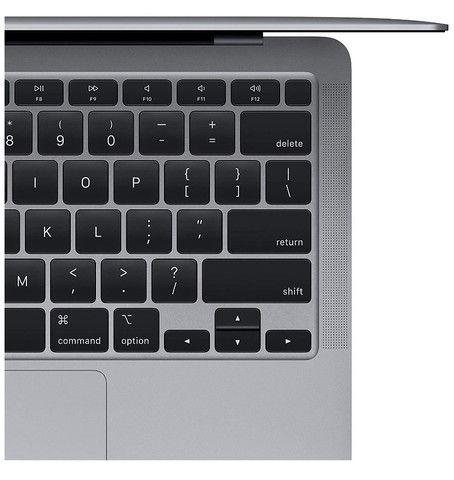 "MacBook Air A1932 (True Tone 2019) cinza espacial 13"" - Foto 2"