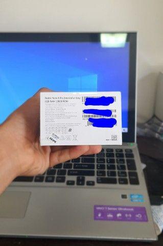 Xiaomi Redmi Note 9 PRO 128GB Cinza