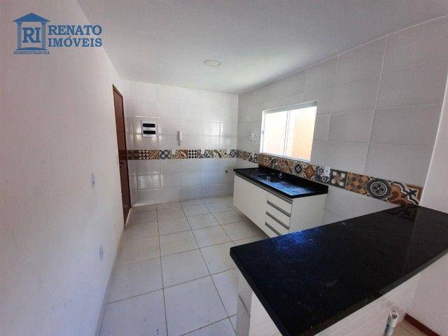 Casa com 2 dormitórios para alugar por R$ 1.200,00/mês - Inoã - Maricá/RJ - Foto 5