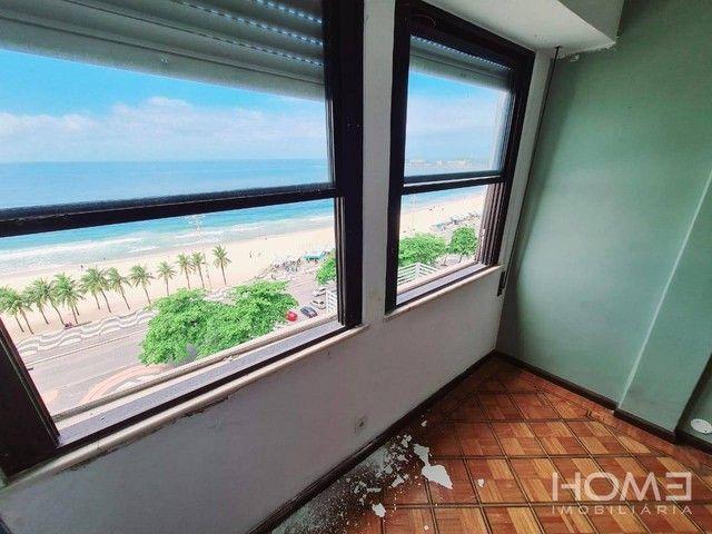 Apartamento com 1 dormitório à venda, 50 m² por R$ 1.200.000,00 - Copacabana - Rio de Jane - Foto 3