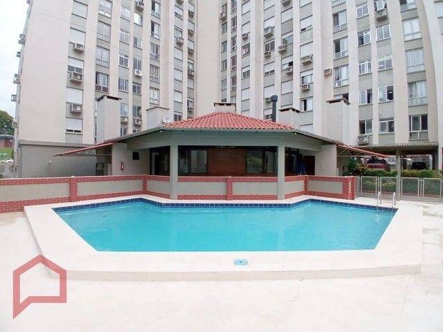 Apartamento com 3 dormitórios para alugar, 65 m² por R$ 1.000/mês - Centro - São Leopoldo/ - Foto 19