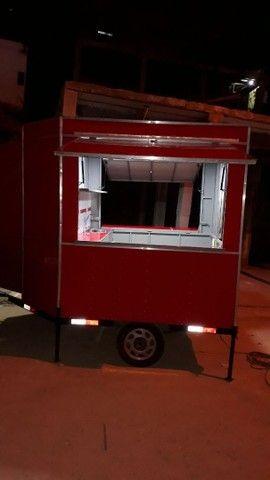 Fabrica de trailer e food truck - Foto 4