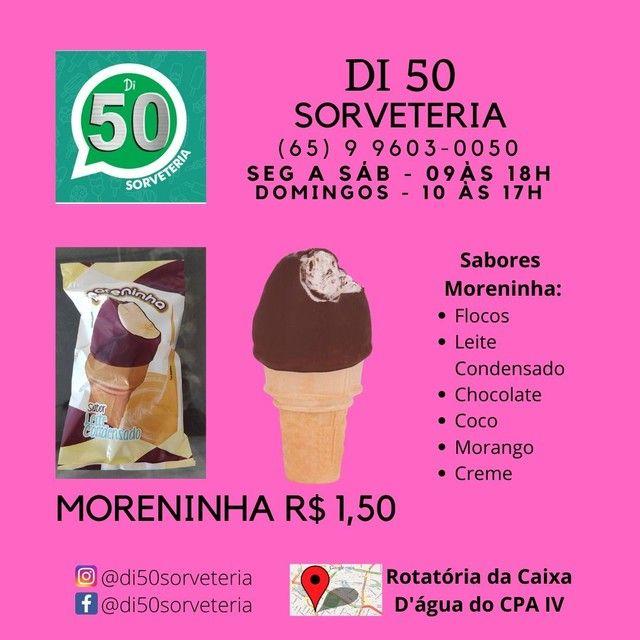 Di 50 Sorveteria - Foto 5