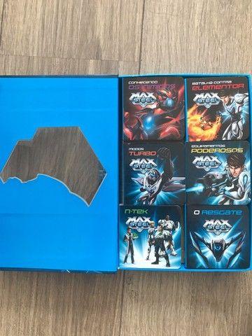 Max Steel coleção 6 livros  - Foto 2