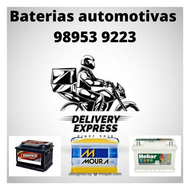 Baterias de carro a partir de 244,00 - Foto 2
