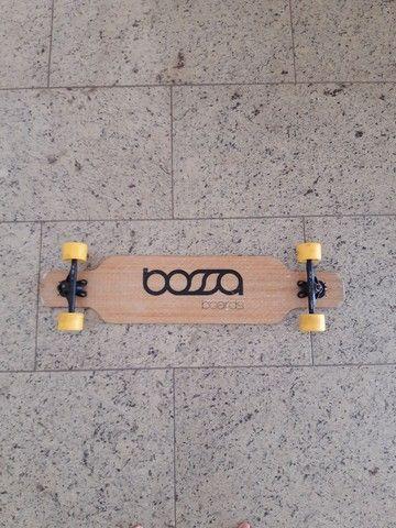 Skate longboard - Foto 5