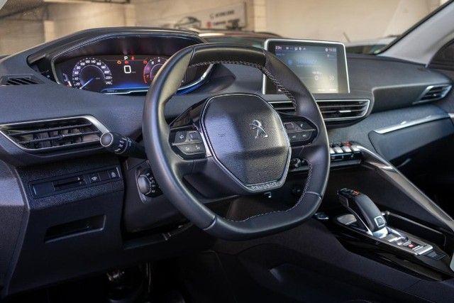 Peugeot 3008 griffe 1.6 turbo 2019 automatico *IPVA 2021 PAGO* - Foto 7
